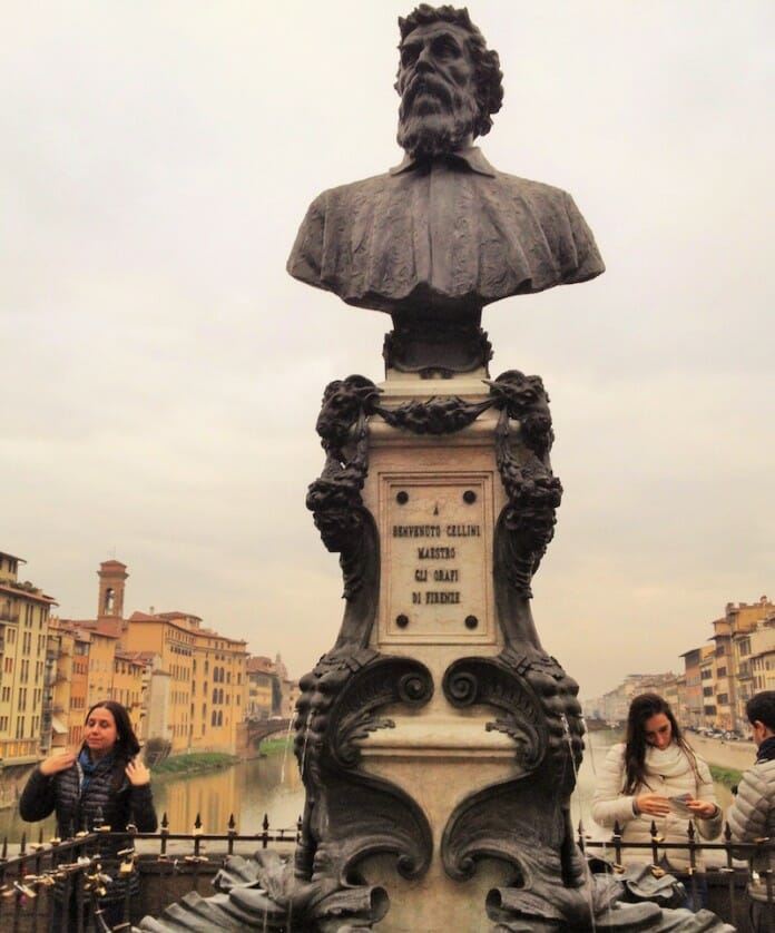 10benvento cellini heykeli
