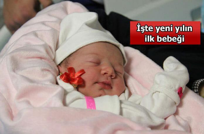 yilin ilk bebegi