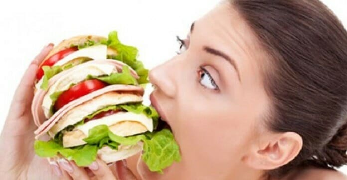 cok fazla yemek yiyenler daha hizli kilo aliyor h aa