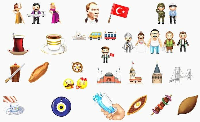 Türk Usulü Emojiler Yeni Emoji Klavye en yenileri