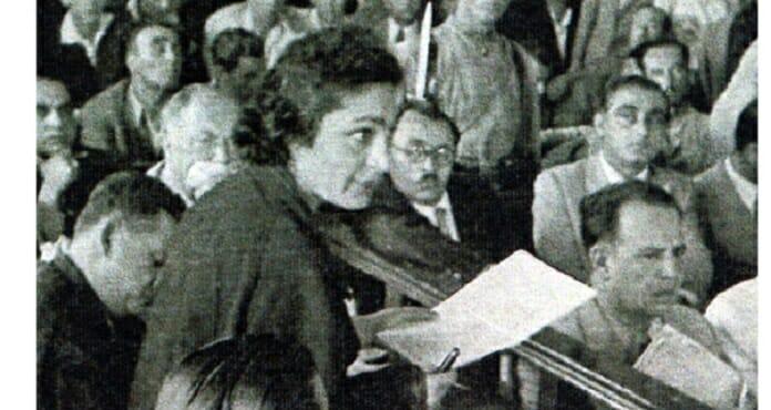 Türkiyenin İlk Kadın Avukatı Süreyya Ağaoğlu