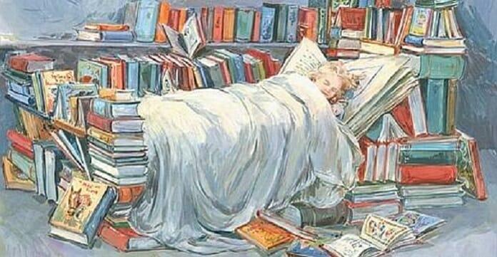 Kitapsız Yapamayanlar İçin 10 Güzel Çizim