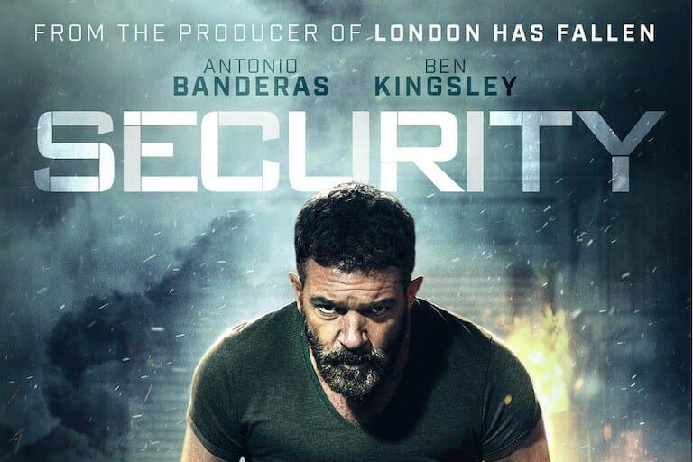 Security 2017 – Antonio Banderas