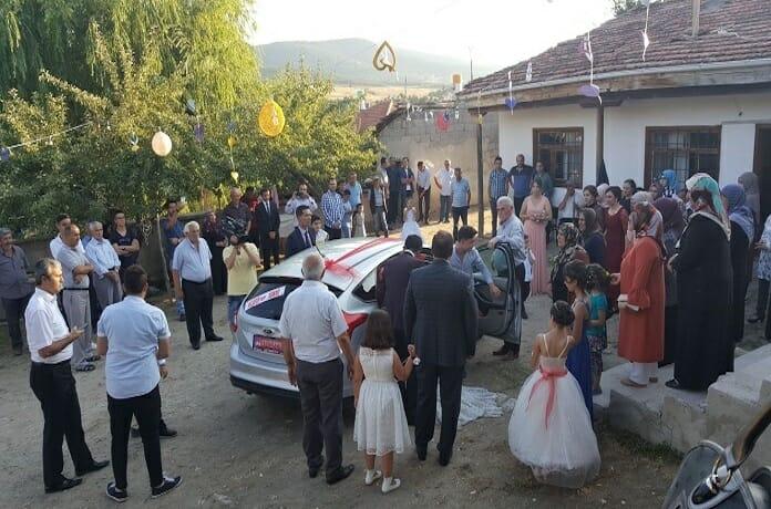 yozgat düğünü