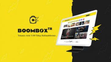 boombox tema