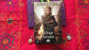 Kitap Hırsızı – Markus Zusak
