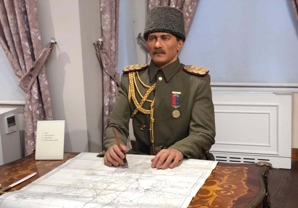 Mustafa Kemal'in Atatürk Olmaya Çıktığı Ev