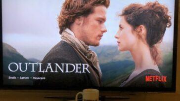 Outlander Sen Nasıl Güzel Bir Dizisin?